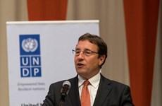 联合国开发计划署署长访问越南