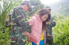 越南与中国公安启动联合打拐专项行动