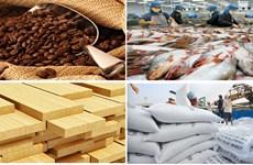 2018年上半年越南农、林、水产品出口额达逾190亿美元