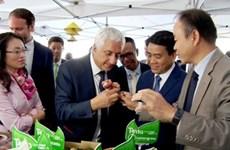 越南努力将农产品进军法国市场