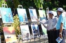 """""""李山—海洋岛屿文化遗产""""专题展览在广义省开展"""