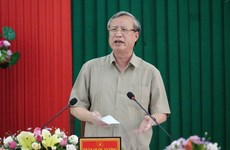 广义省集中精力胜利落实越共十二大决议