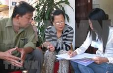 越南2019年人口与住房普查将于明年4月初启动