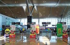 越捷国际航班正式转到金兰国际航空港T2航站楼