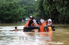 中国外交部长王毅就越南北部各省遭受洪水灾害向范平明致慰问电