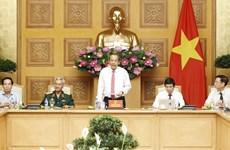 政府副总理张和平:英雄母亲和烈士家属的功劳是无法衡量的