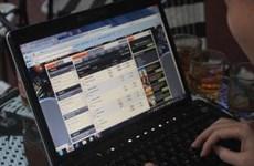 越南警方侦破一起大规模网络赌博案 涉案赌资超过两万亿越盾