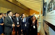 越南出席2018年世界城市峰会市长论坛