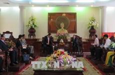 芹苴市与韩国在多领域进行合作