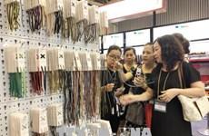 越南国际皮革鞋业系列展会吸引700多家企业参展