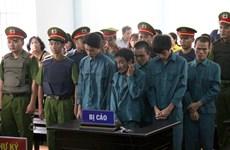 平顺省潘切市人民法院一审依法公开开庭审理扰乱社会秩序案