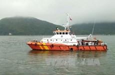 越南黄沙群岛海域上船员突发疾病 海事紧急救助
