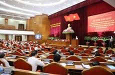 越共中央总书记阮富仲:实现民主是为经济社会发展注入动力