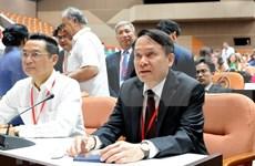 越通社社长阮德利率团出席圣保罗论坛
