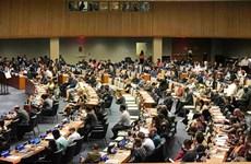 越南在联合国纽约总部发表《国家自愿检视报告》