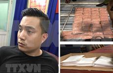 越南公安破获胡志明市非法运输毒品的犯罪团伙案件