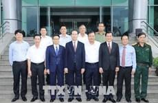 国家主席陈大光:巴地头顿省应更好地把沿海省份的潜力和优势充分发挥出来