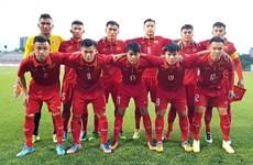 越南U19队将对阵乌拉圭U19队和科特迪瓦U19队