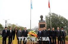 越南促进与阿根廷的立法合作