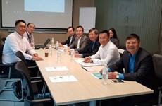 越南学习借鉴新加坡社会企业管理经验