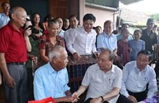 阮春福:德寿县应力争成为河静省首个新农村县份