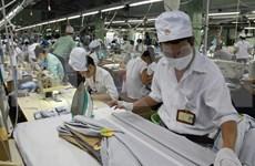 2018年上半年越南纺织品服装出口额逾134亿美元