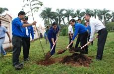 """越南 """"致力于打造绿色越南""""活动在平福省启动"""