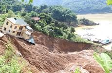 携手帮助三号台风北部和中部以北地区受灾人民