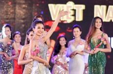 25位佳丽晋级2018年越南小姐选美大赛总决赛