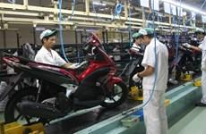 今年上半年越南摩托车销量达158万多辆