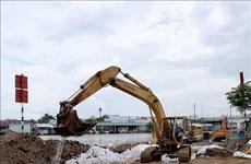 金瓯省努力加快ODA项目的施工进度