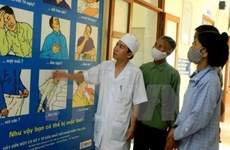 越南在结核病高发的30个国家中耐药结核病排名第13位