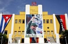 越南领导人就庆祝攻打蒙卡达兵营65周年向古巴致贺电