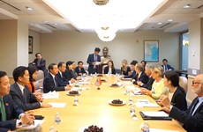 国会副主席杜伯巳美国之行:进一步加强越美全面伙伴关系