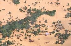 老挝水电站大坝坍塌:旅老越南人安全得到保障 湄公河委员会强调越南不受影响