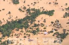 老挝一水电站大坝坍塌致19人死亡 韩国总统文在寅派救援队赴现场