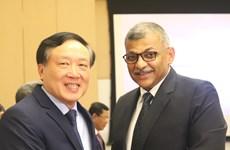 越南与新加坡加强司法领域的合作