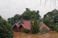 老挝桑片-桑南内水电站大坝坍塌事故对越南的影响不大