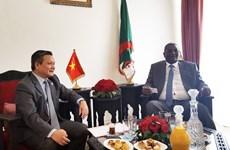 越南与阿尔及利亚加强旅游合作