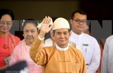 缅甸总统敦促推进国内改革进程