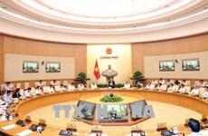 政府总理阮春福主持召开政府7月份例行会议  下决心有效抑制2018年通货膨胀