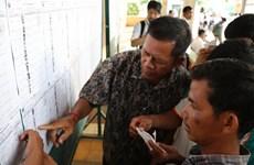 柬埔寨第六届国会选举:人民党获得压倒性票数