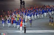 由500多个成员组成的越南体育代表团将参加2018年亚洲运动会