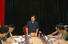 和平省暴雨滑坡严重 郑廷勇副总理亲自赴现场视察指导工作