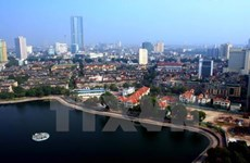 河内市吸引FDI位居全国首位