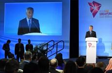 新加坡总理李显龙:东盟应共同释放承诺贸易自由化与经济一体化的明确信号