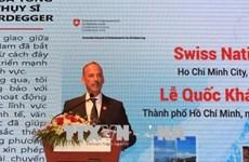 瑞士国庆节727周年庆典在胡志明市举行