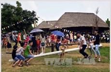 """""""童年节""""活动在越南多民族文化旅游村举行"""