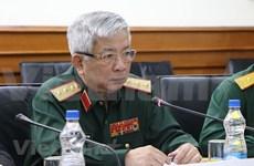 越南国防部副部长阮志咏:越印国防政策对话成果充分体现两国高度的政治互信