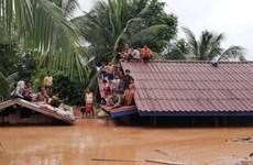 越南人民军为老挝南部阿速坡省人民提供帮助